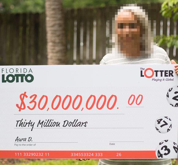 ganadora theLotter