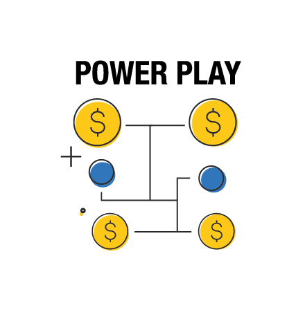 PowerPlay, la opción que multiplicará tu premio