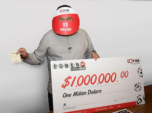 Ganadores de $1 millón online jugando en theLotter México