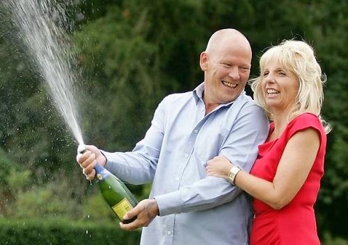 Dave y Angela Dawes