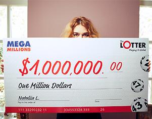 Ganadora de Mega Millions